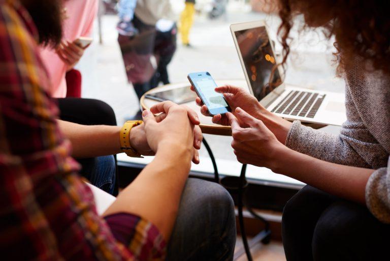 Aplicaciones no lucrativas para información saludable
