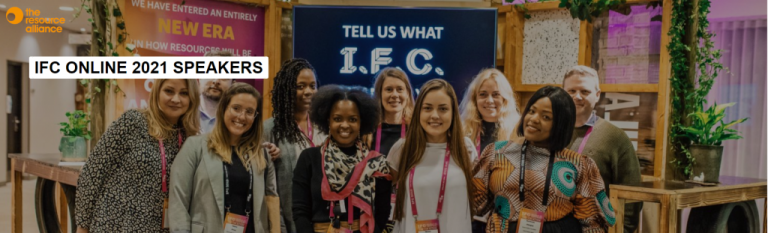 Nuestra Landing Page UX en el International Fundraising Congress